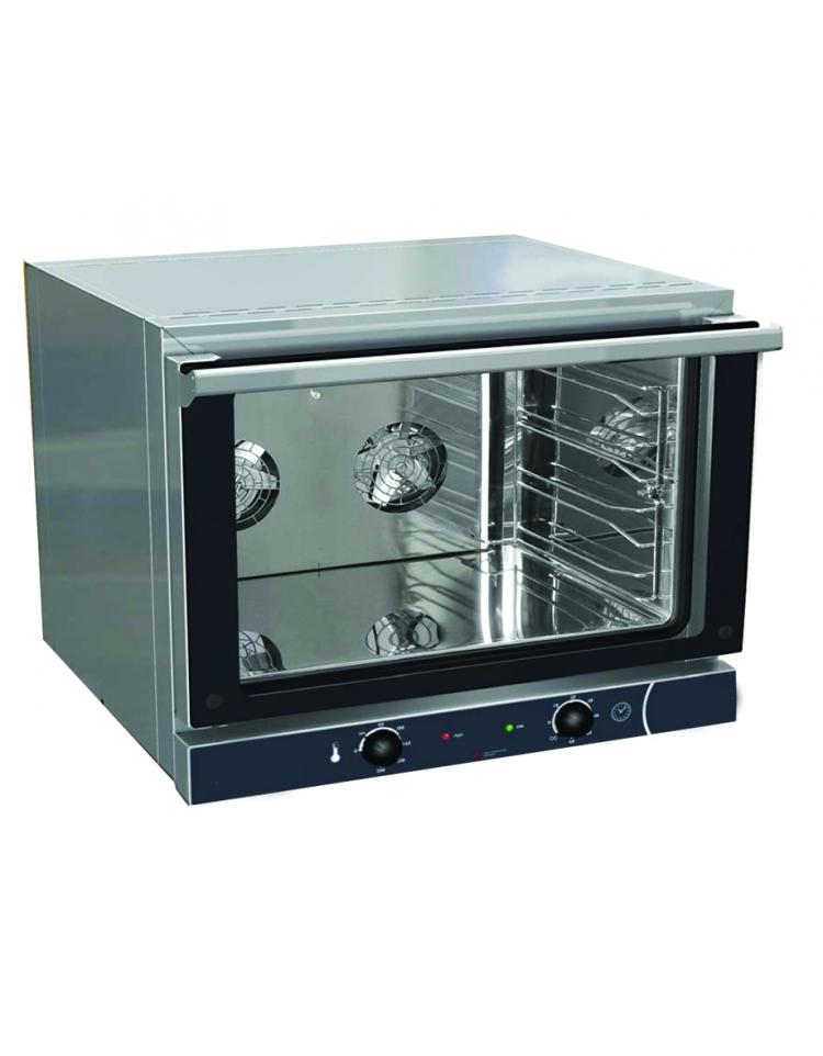 Forno elettrico 4 teglie gn 1 1 ventilato professionale alimentazione elettrica forni a - Forno combinato microonde ed elettrico ...