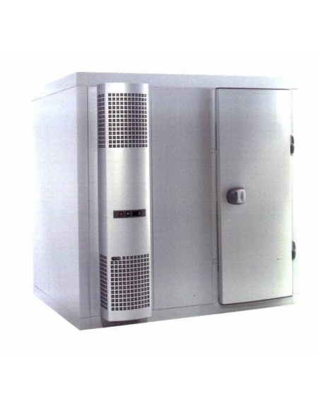 Cella frigorifera negativa cm.204x144x215h