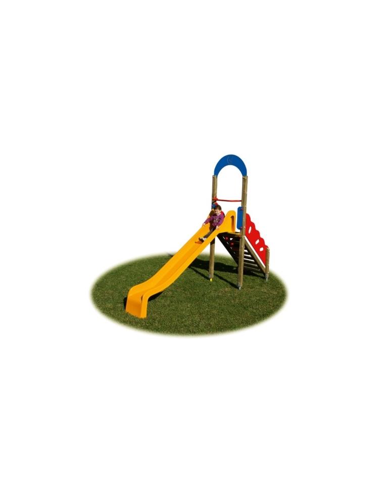 Scivoli per bambini da giardino da esterno giochi bambini per parchi e giardino per esterno - Scivoli da esterno per bambini ...