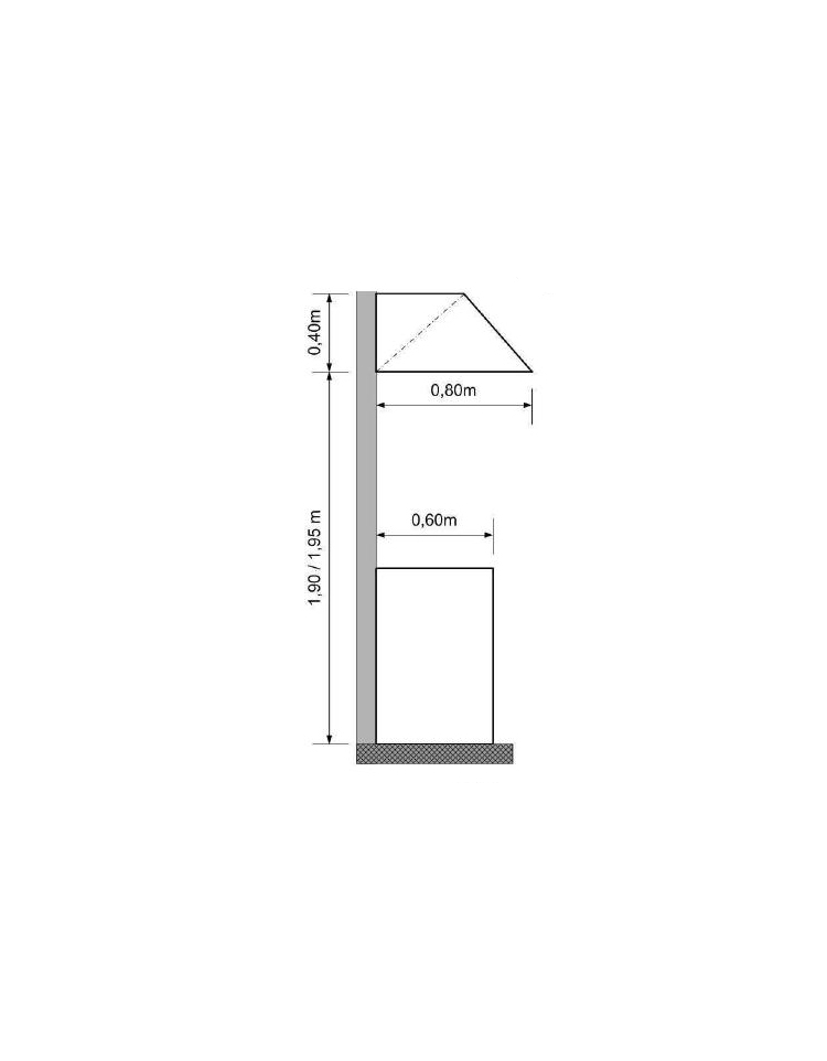 Cappa aspirazione acciaio inox a parete per ristorante cm for Cappa acciaio