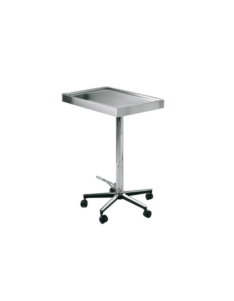 Tavolo servitore con altezza regolabile con dispositivo - Tavolo regolabile in altezza ...