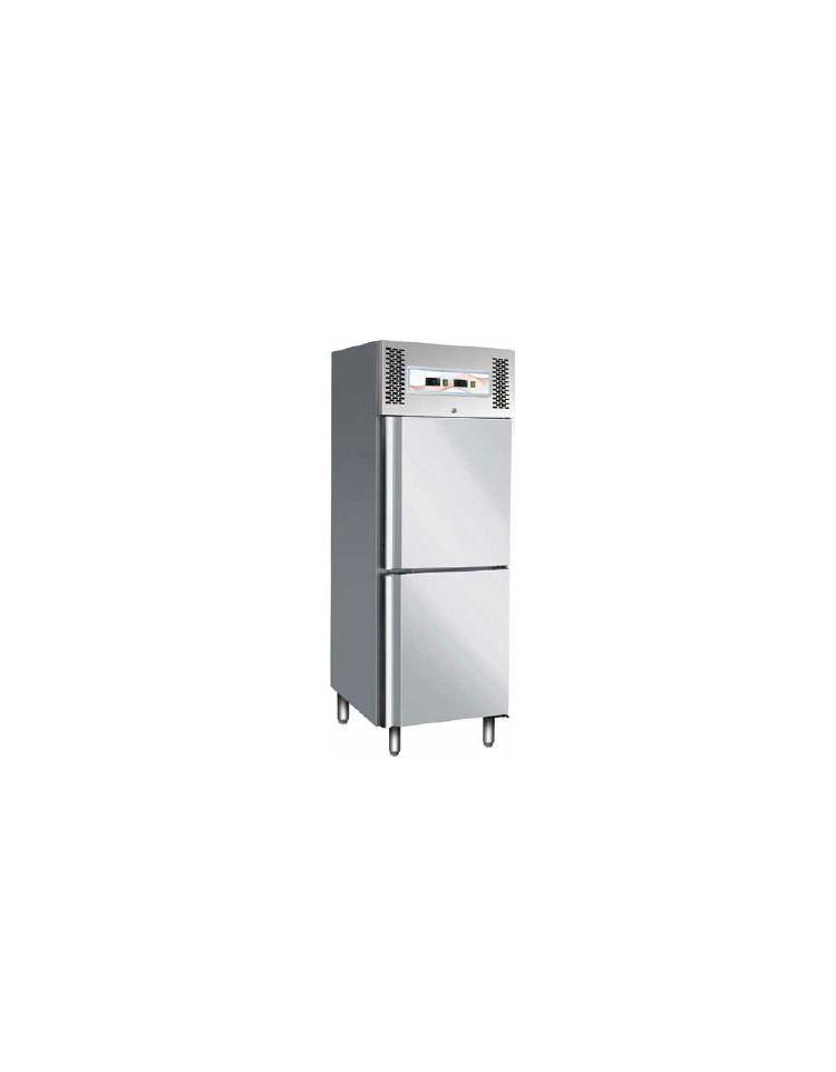 frigo inox frigo 2 portes inox a s72300dsx0 1 eldi refrigerateur congelateur en bas aeg. Black Bedroom Furniture Sets. Home Design Ideas