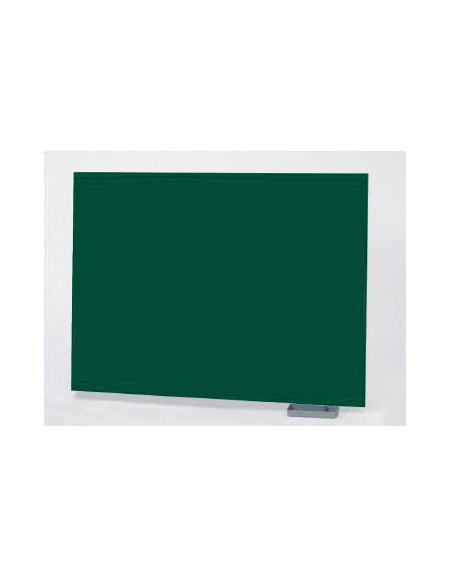 Lavagna a parete in laminato ardesiante verde - Parete lavagna arredamento ...