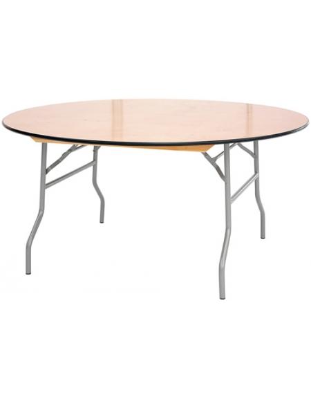 Tavolo rotondo pieghevole tavolo rotondo pieghevole tavolo rotondo per 6 persone tavolo - Tavolo rotondo per 5 persone ...