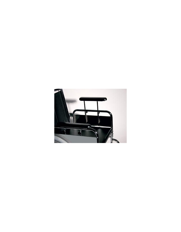 Optional braccioli regolabili carrozzine pieghevoli for Arredamento ospedaliero