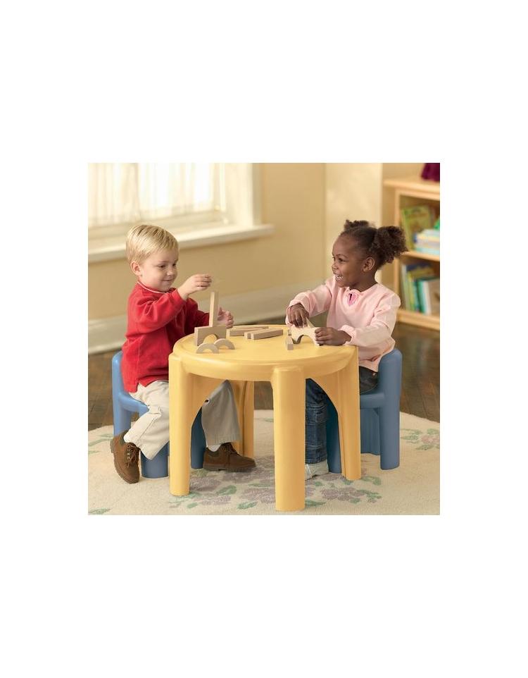 Tavolo con sedie giochi vari giochi per interno - Tavolino con sedie per bambini ...