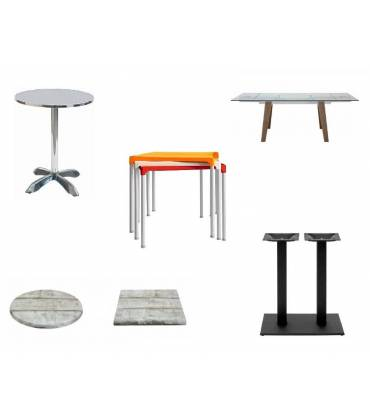 Linea tavoli sedie e tavoli per bar o ristoranti linea - Tavoli e sedie per pizzeria ...