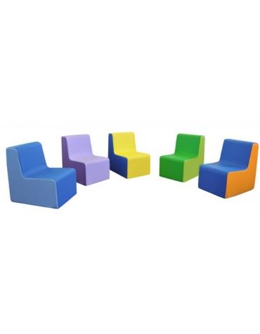 Modulo tunnel Soft - Kit 8 Pezzi