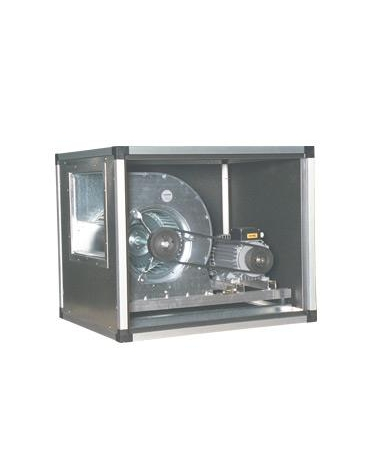 Elettroaspiratore cassonato 1V-Portata m3/h 4.000-Potenza 1,5 Kw