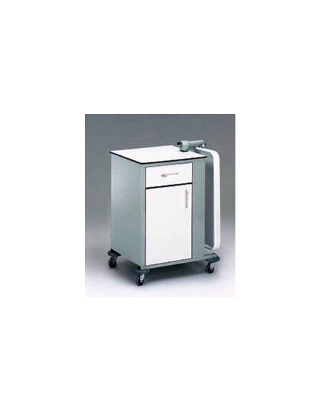 Comodino bifronte con tavolo servipranzo arredamento for Arredamento sanitario