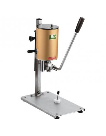 Apriscatole professionale elettrico inox - per i formati di scatola da 50 a 270 mm di h - motore 2 velocità - cm cm 44x25x75h