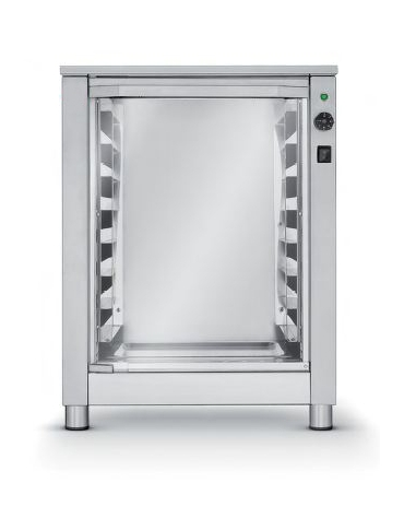 Supporto lievitatore per forno da cm. 60x50x85h