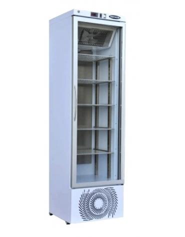 Frigorifero ospedaliero Porta vetri Lt 333 Bianco