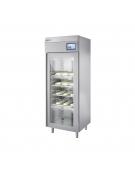 Armadio frigorifero fermalievitazione 16 Teglie cm 60x40 con controllo dell'umidita' - 1 Porta - Cm72x80x202h