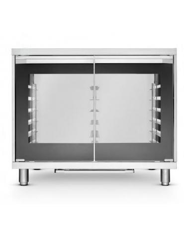 Supporto lievitatore per forno da cm. 81,5x63x85h