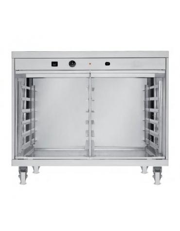 Supporto lievitatore per forno da cm. 68x63x85h