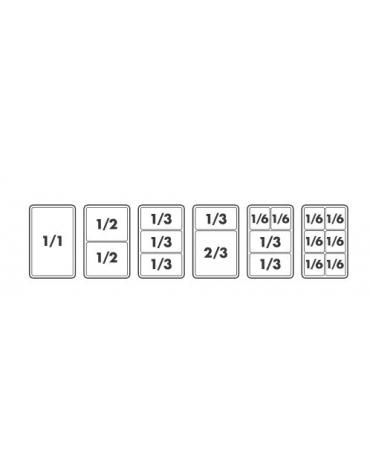 CUOCIPASTA GAS LT. 40 - VASCA CM. 30,7X50,9X32,7H. - CM. 40X90X90H. (CESTI ESCLUSI)