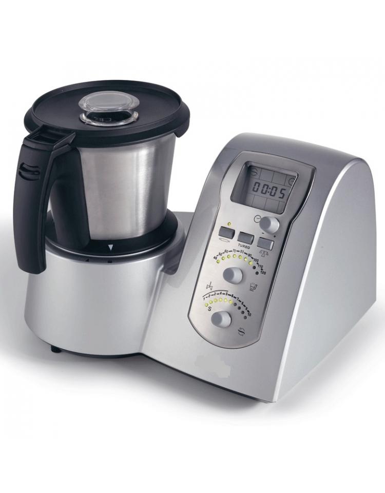 Robot Da Cucina Professionale Multifunzione Ad Induzione Con Bilancia Vasca Lt 2 Motore Da 600 Watt Induzione W 1 000 Dinaforniture It