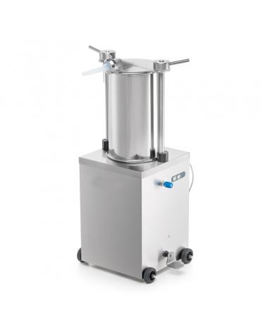 Insaccatrice idraulica verticale litri 24