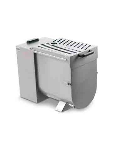 Impastatrice per carne Kg. 50 Monopala-TRIFASE