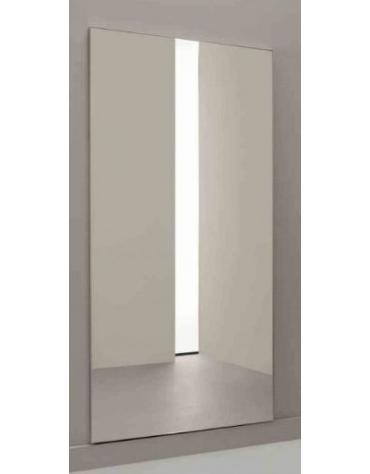 Specchio antinfortunistico modulare, liscio, dimensione cm. 100x170h.