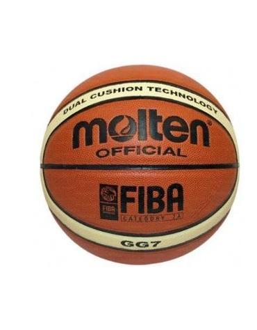 Pallone Molten bgg7 ufficiale Fip. approvato Fiba.