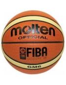 Pallone Basket mis. 6 Molten bge6 femminile.