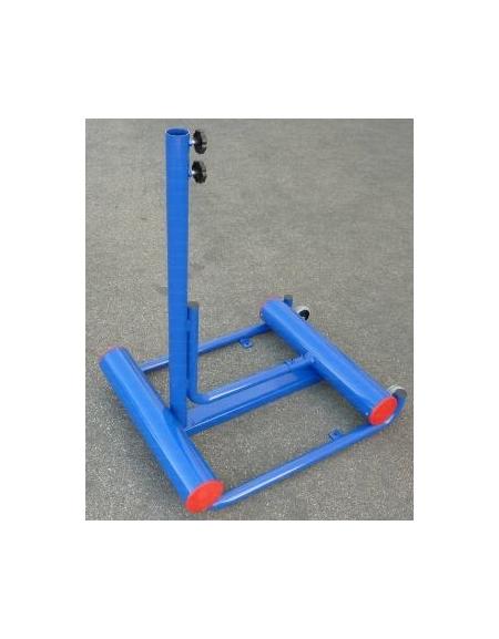 Basamento con doppia zavorra, supporto attrezzi smontabile ideale per l'art. DN40992