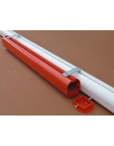 Contenitori per zavorra da applicare su porte da calcio mobili a norma UNI ns. art. DN41160 - DN41161