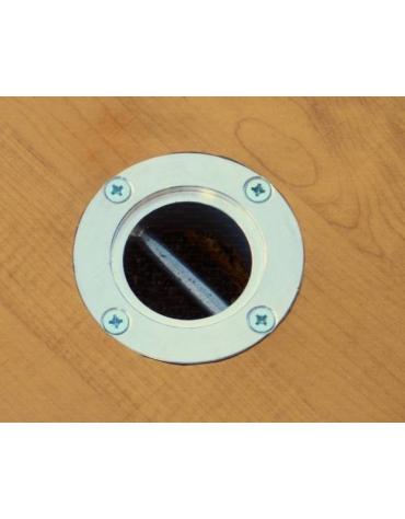 Bussola per sistema di fissaggio a terra con uncino art. DN41466.