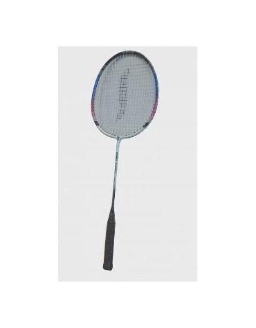 Racchetta badminton acciaio/alluminio.