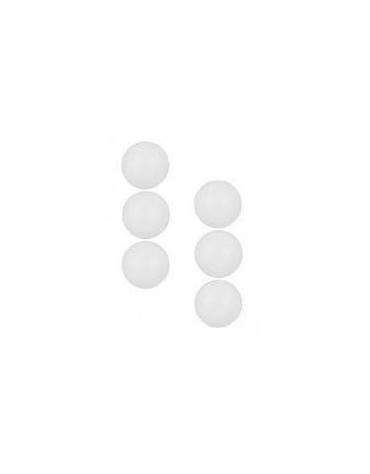 Palline tennis tavolo bianche conf. 6 pz.