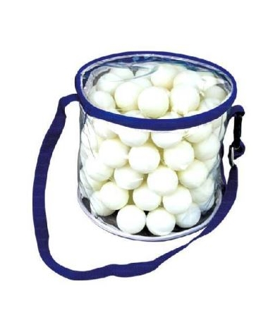 Palline tennis tavolo bianche confezione 100 pz.