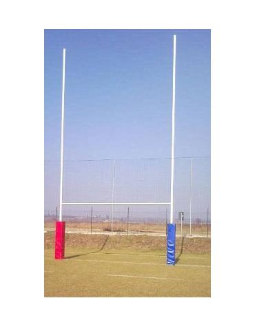 Set 4 protezioni per pali porte da rugby.