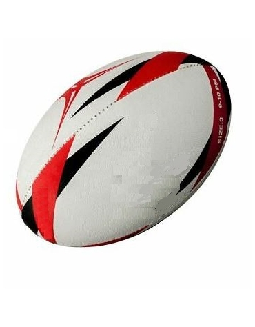Pallone Rugby in gomma misura 5