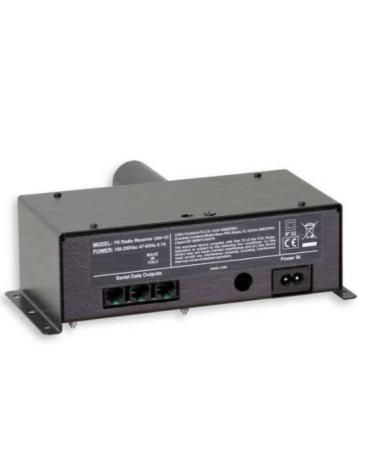 Ricevitore radio per tabellone elettronico.