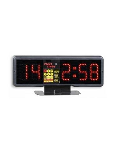 Timer programmabile da tavolo  per boxe, spinnig, aerobica, kickboxing.