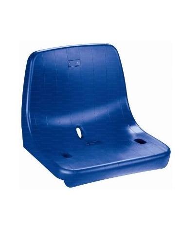 Seduta con schienale ignifuga
