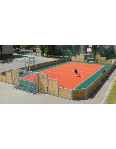 Mini arena multisport polivalente 21x13 metri