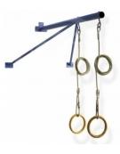 Mensola sospensione anelli