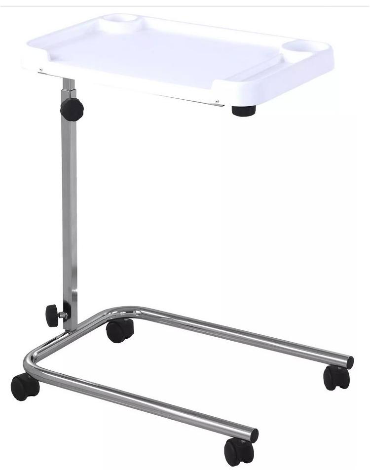 Tavolo servitore vassoio regolabile inclinabile per letto