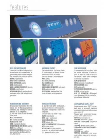 Lavaoggetti professionale industriale - Cesto cm 60x63 - Altezza utile massima cm 65