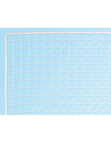 Coppia reti  per porte hockey su pista in nylon, regolamentari