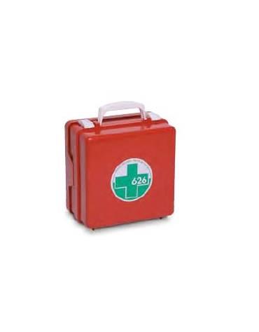Cassetta medica portatile applicabile a parete - a norma DM 388