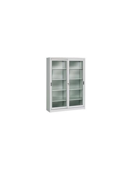 Armadio a porte scorrevoli con vetri temprati cm - Porte scorrevoli a vetri ...