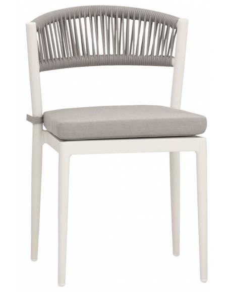 sedia per esterni Off White
