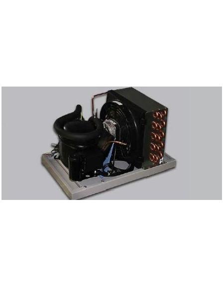 Unita' condensatrice esterna per retrobanco refrigerato 2 sportelli - Fino a 10 metri