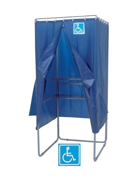 Risultati immagini per cabina elettorale