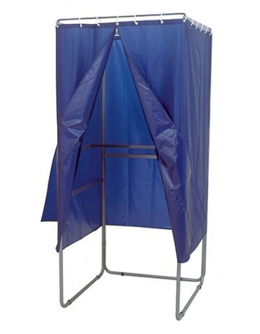 Cabina elettorale Luxe - TENDA IGNIFUGA
