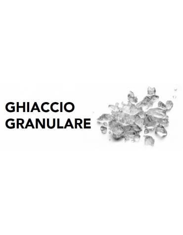 Fabbricatore di ghiaccio a scaglie granulari da 200 kg giornalieri e contenitore da 55 Kg
